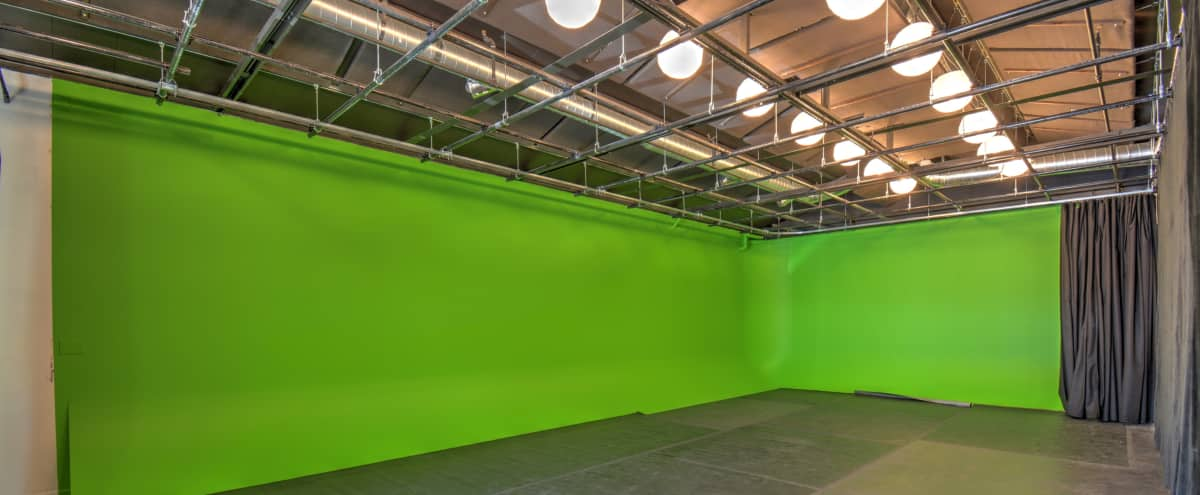 Richmond Film Studio with Chroma Key Cyclorama in Richmond Hero Image in undefined, Richmond, CA