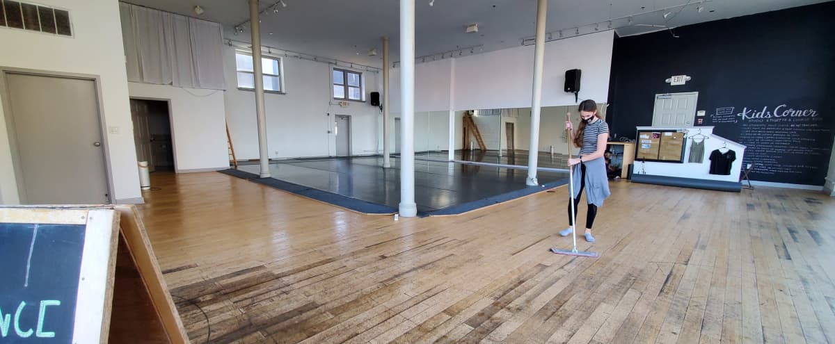 Dance Studio in an Urban Historic Building in Saint Louis Hero Image in Central West End, Saint Louis, MO