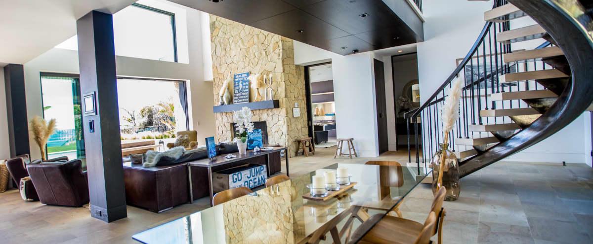 The Ultimate Romantic, Chic, Beachside Villa in Malibu Hero Image in Western Malibu, Malibu, CA