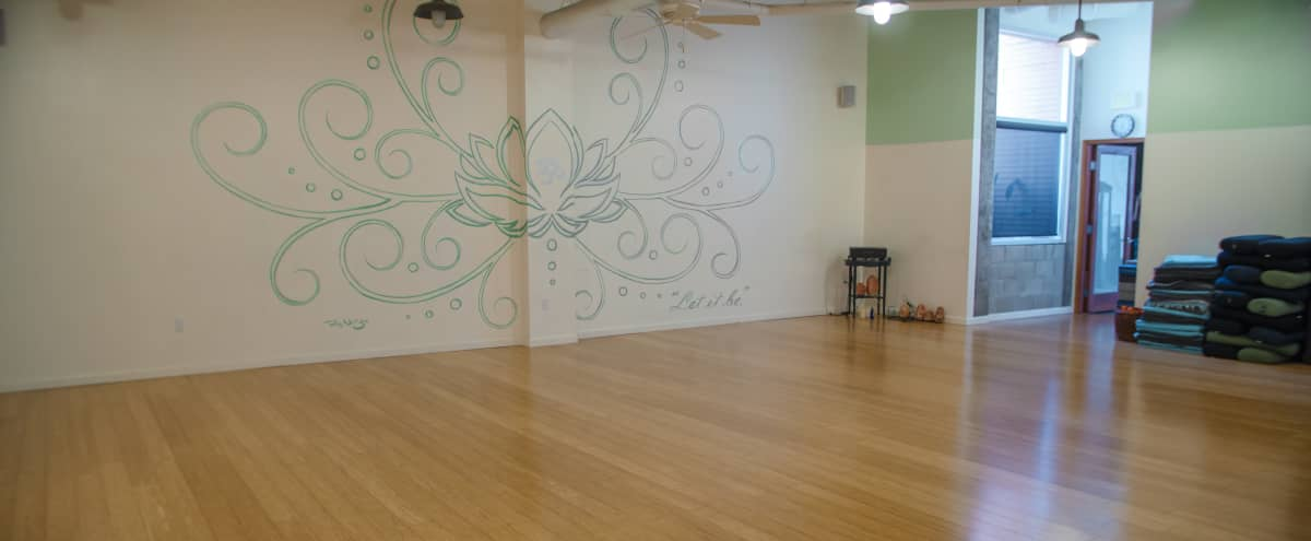 Beautiful Yoga Dance Studio in the Heart of North Hollywood in North Hollywood Hero Image in NoHo Arts District, North Hollywood, CA