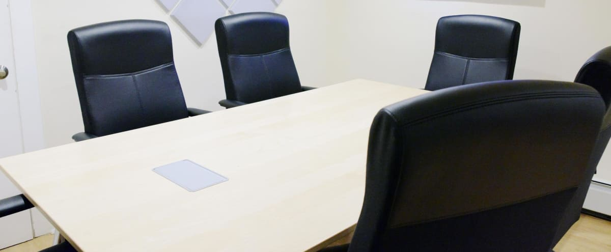 Conference Room Space in New York Hero Image in Harlem, New York, NY