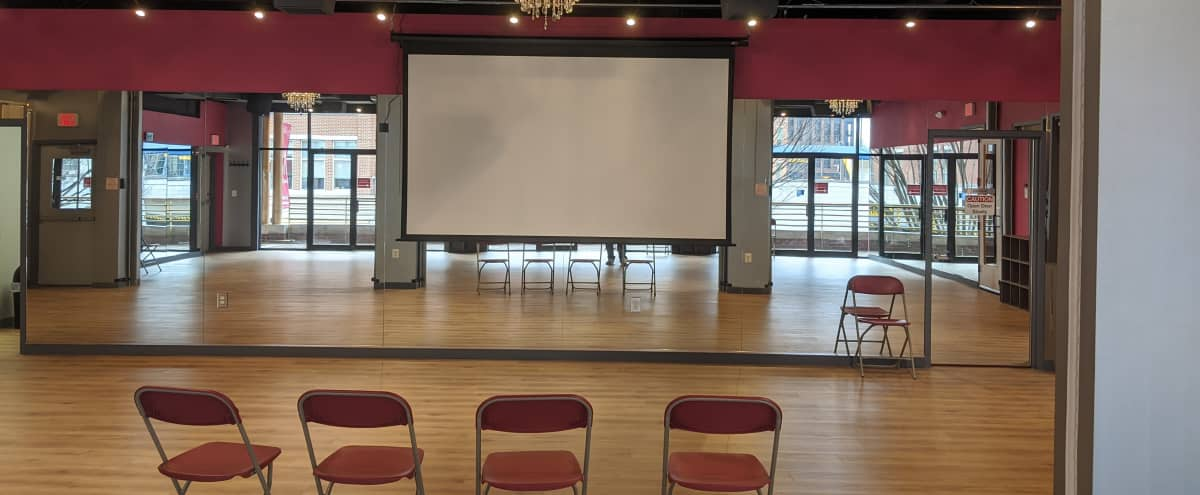 Beautiful Space for Meetings / Classes / Presentations in Downtown Bethesda in Bethesda Hero Image in undefined, Bethesda, MD