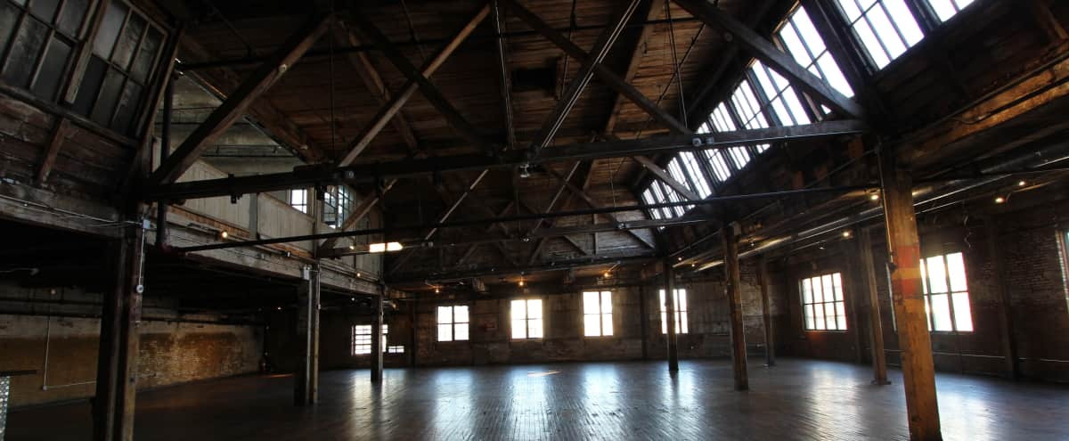 Rustic Loft in Greenpoint in Brooklyn Hero Image in Greenpoint, Brooklyn, NY