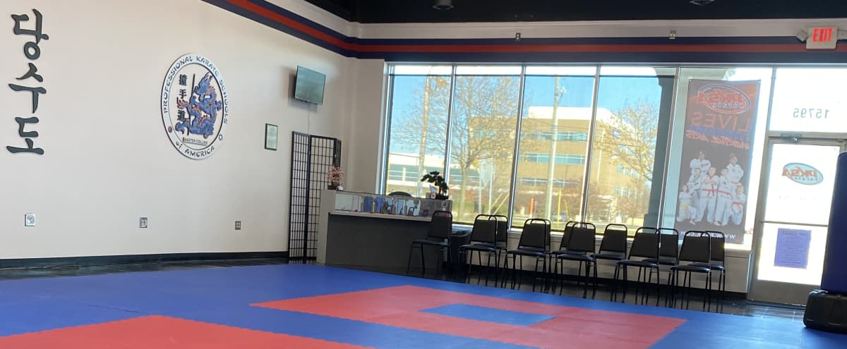 Open Gym Studio in Macomb Hero Image in undefined, Macomb, MI