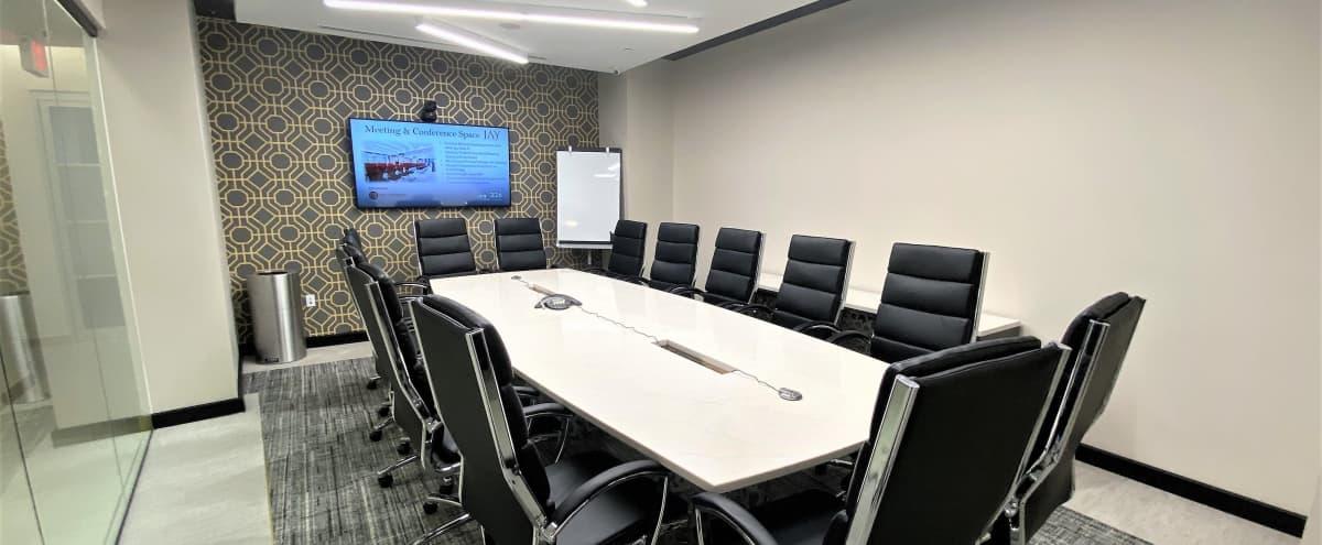 Beautiful Modern Brand New 16 person Meeting Room-Midtown East in New York Hero Image in Midtown Manhattan, New York, NY