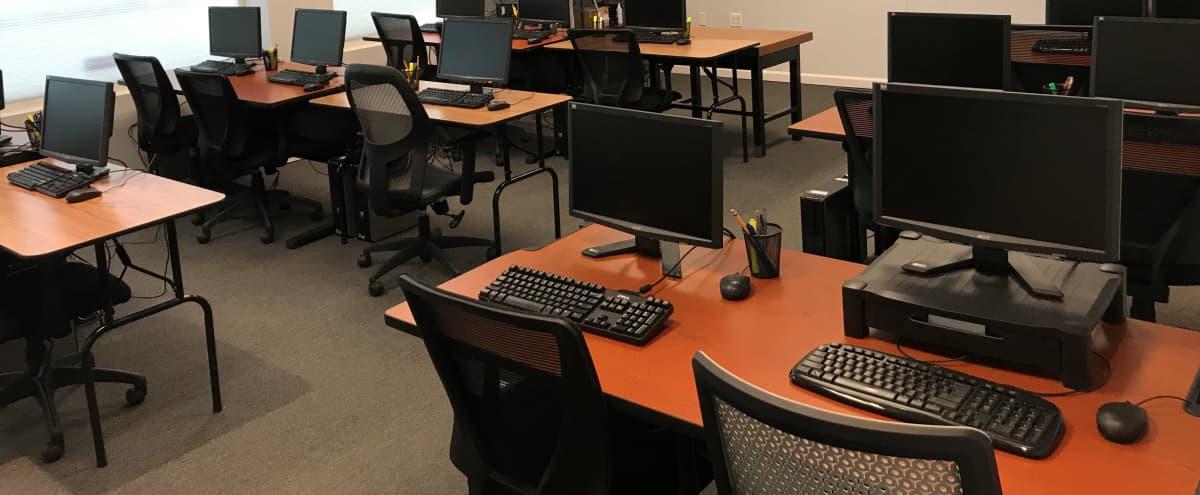 Computer Training Room in Gaitherburg Hero Image in Kentlands, Gaitherburg, MD