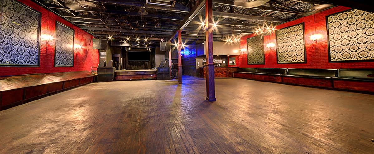 Plush Historic Downtown Music Venue w/Open Layout in Austin Hero Image in Downtown, Austin, TX