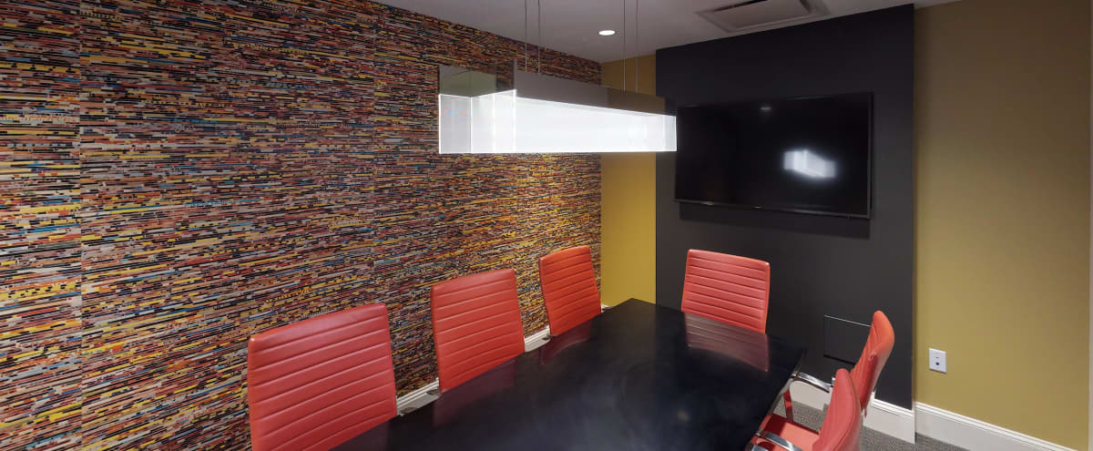 Bright Conference Room in DuPont Circle in Washington Hero Image in Downtown, Washington, DC