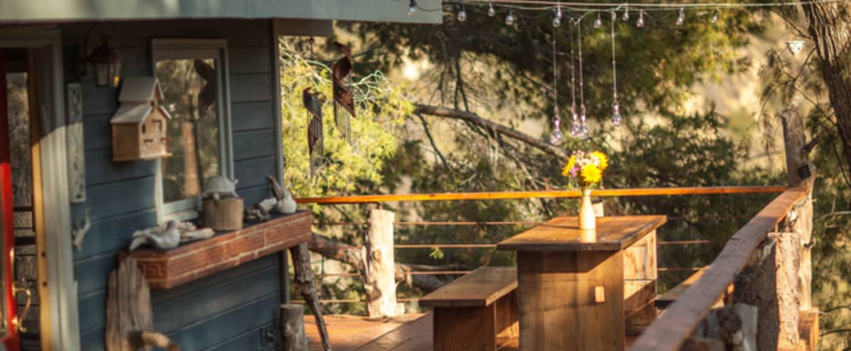 Beautiful Creative Space in the Whistling Pines of Topanga Canyon in topanga Hero Image in undefined, topanga, CA