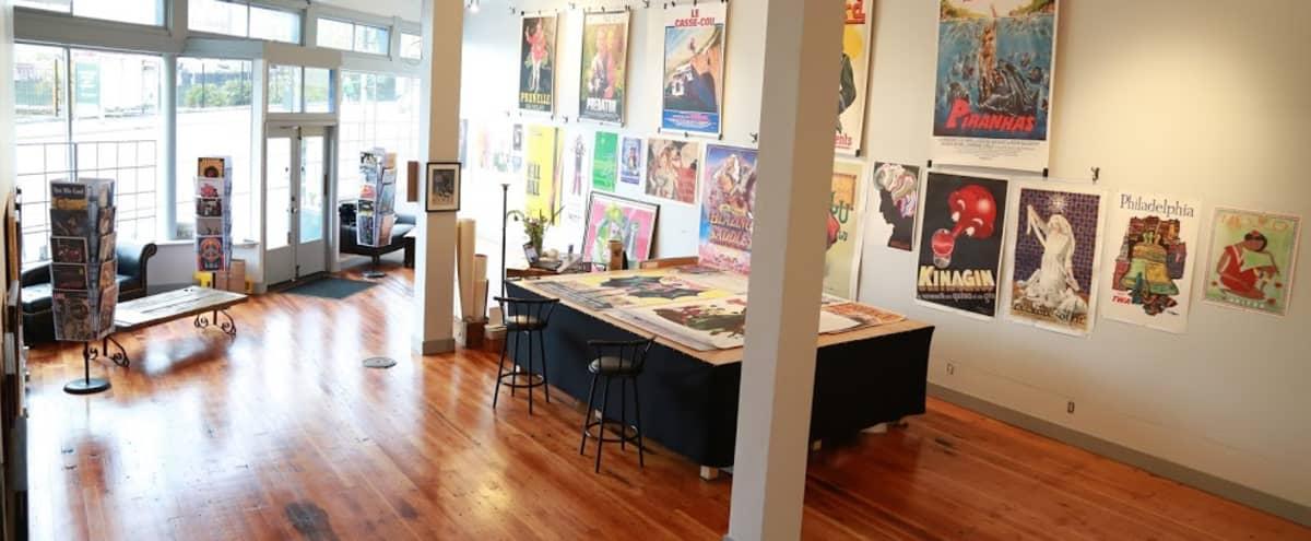Unique North Beach Gallery in San Francisco Hero Image in Russian Hill, San Francisco, CA