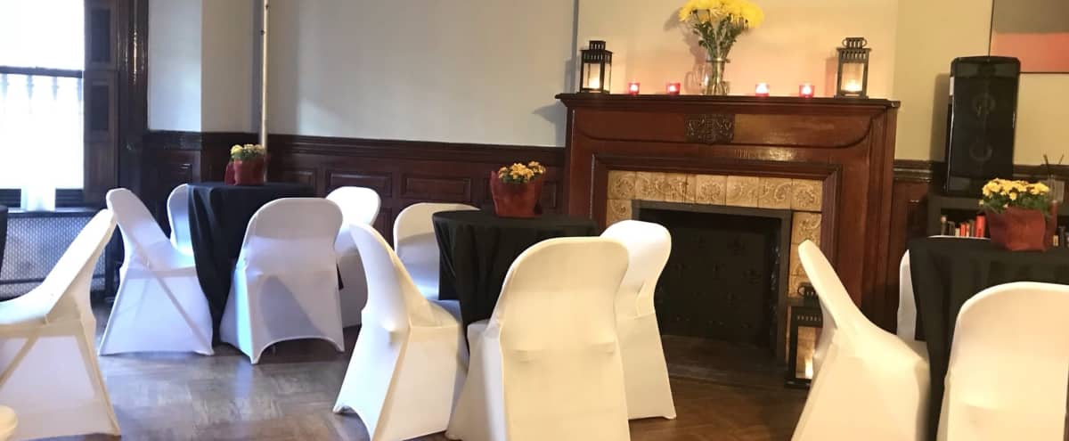 An Intimate Event Space in Brownstone Brooklyn in Brooklyn Hero Image in Stuyvesant Heights, Brooklyn, NY