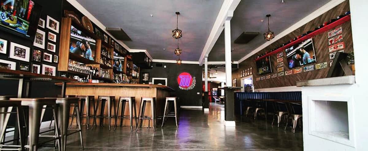 High-end sports bar with hidden speakeasy for full buyouts in San Francisco Hero Image in South of Market, San Francisco, CA