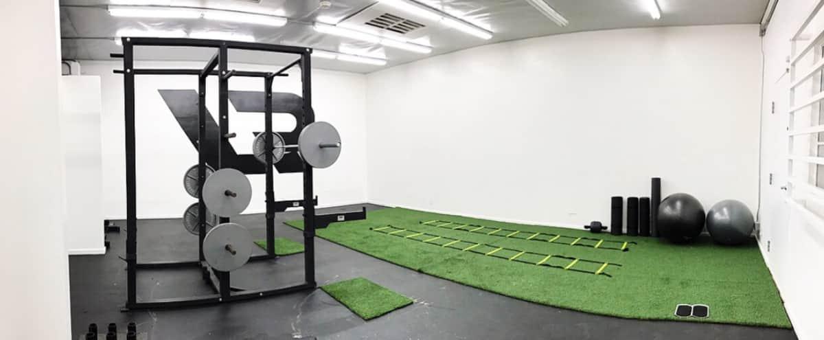 Private Training Gym in Van Nuys Hero Image in Van Nuys, Van Nuys, CA
