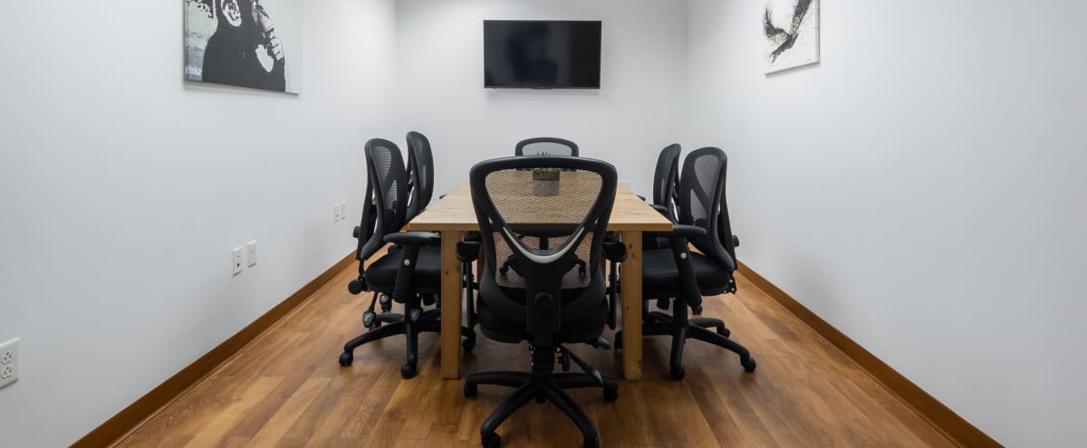Conference Room for 8! in Hoboken Hero Image in undefined, Hoboken, NJ