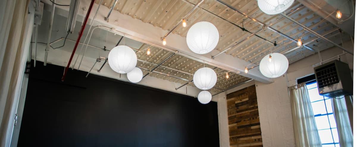 Industrial Photo/Video Studio w/ Light Grid in Jersey City Hero Image in The Heights, Jersey City, NJ