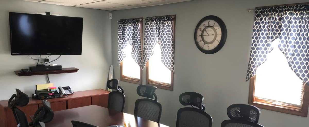 Large Conference Room - Central Location in Plainville Hero Image in undefined, Plainville, CT