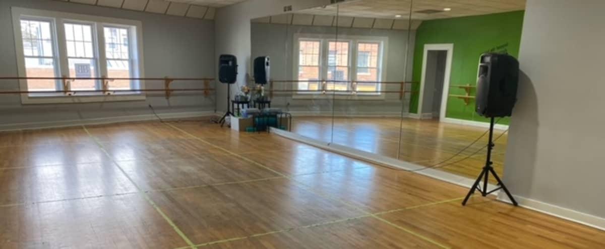Dance Studio in Montclair Hero Image in Upper Montclair, Montclair, NJ