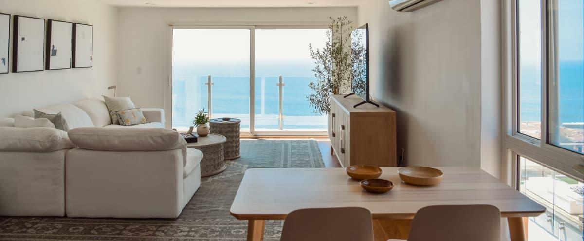 Sophisticated Malibu Beach House with Panoramic Ocean Views in Malibu Hero Image in undefined, Malibu, CA