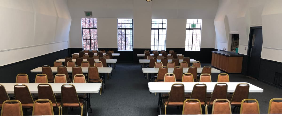 "Multi-Purpose Meeting Room in ""The Hub"" of Downtown in San Francisco Hero Image in Mission Dolores, San Francisco, CA"