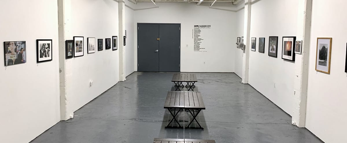 Bright and Spacious Gallery Ideal for Exhibition or Workshops. in Brooklyn Hero Image in East Williamsburg, Brooklyn, NY