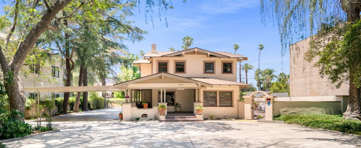 Spacious Yard with Historical Building as the Backdrop in Riverside Hero Image in Magnolia Center, Riverside, CA