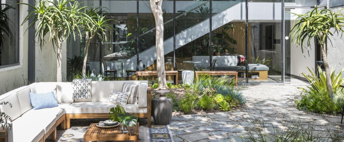 Magical & Flexible Courtyard in heart of Santa Monica! in Santa Monica Hero Image in Pico, Santa Monica, CA