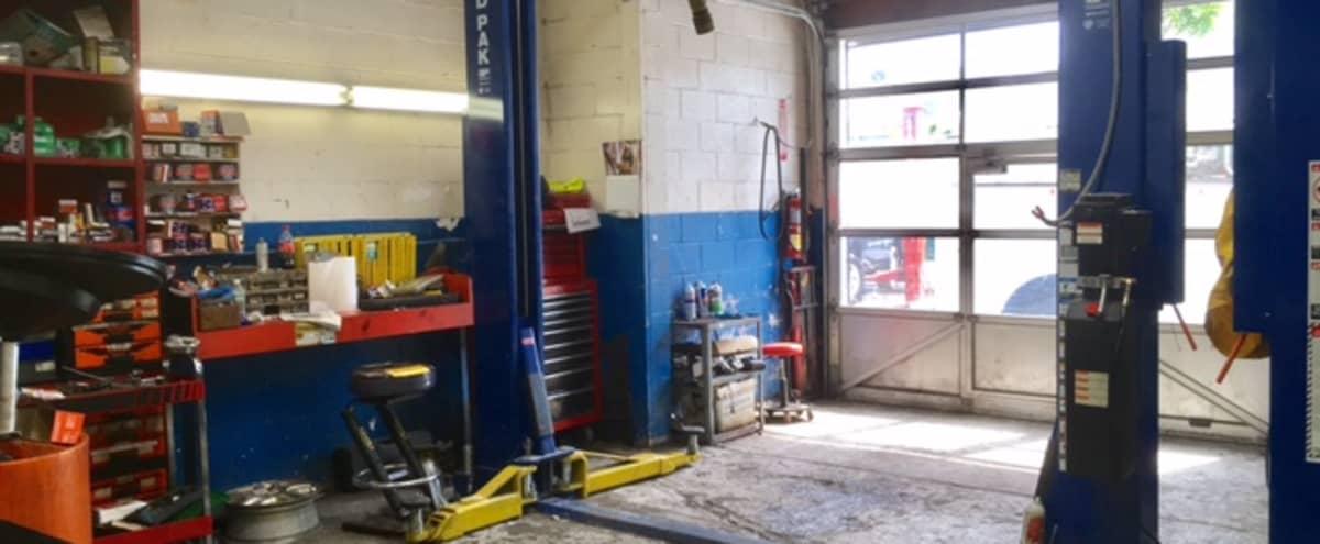 Auto Mechanic's Shop in Rockaway Beach Hero Image in Rockaway Beach, Rockaway Beach, NY