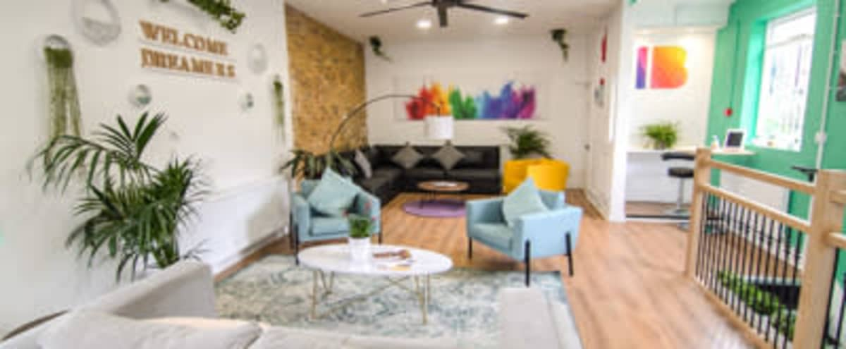 Multipurpose Event Space - The Lounge in London Hero Image in Brixton, London,