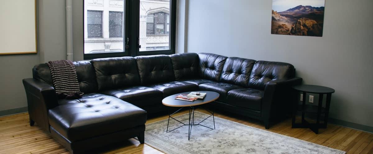 Comfortable Flatiron Breakout Room in New York Hero Image in Midtown, New York, NY