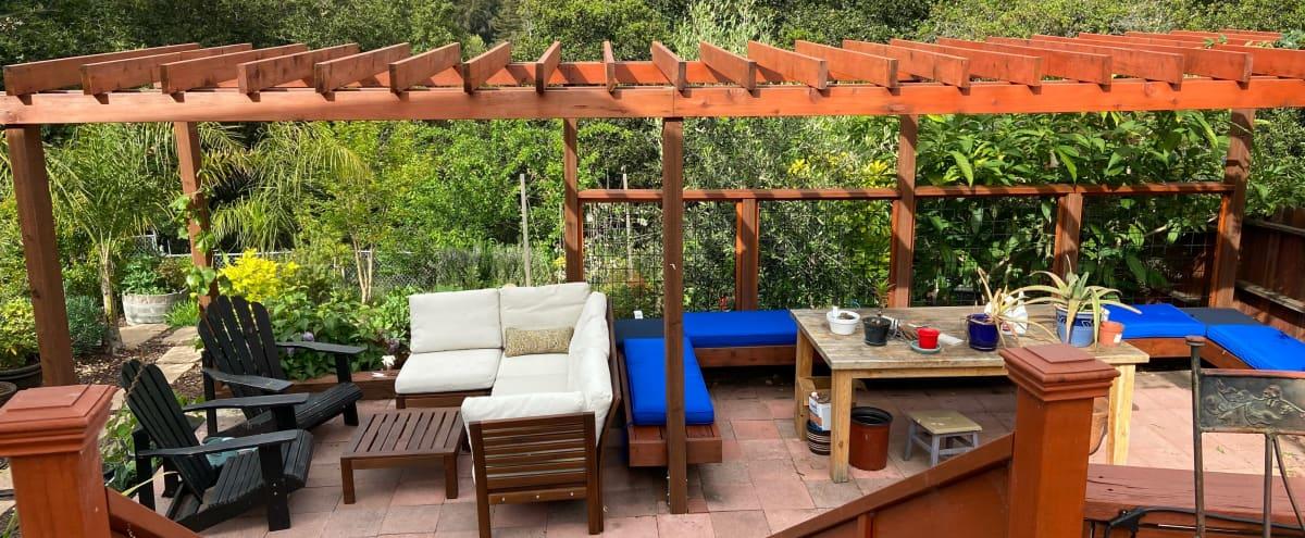Oakland Hills Garden, Studio, and Gathering Space in OAKLAND Hero Image in Oak Knoll Golf Links, OAKLAND, CA
