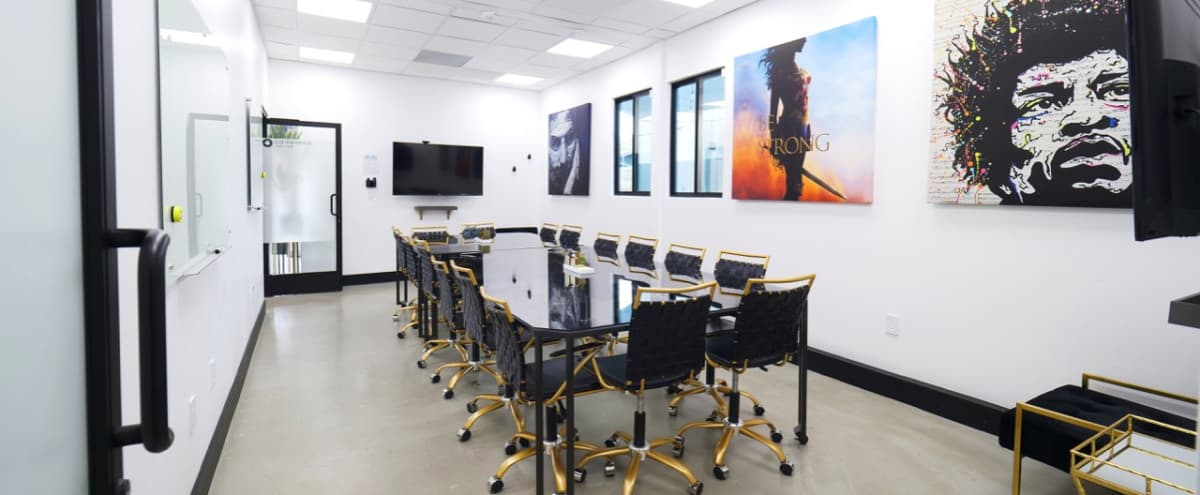 Indoor Workspace and Conference Room in Culver City Hero Image in Lucerne - Higuera, Culver City, CA