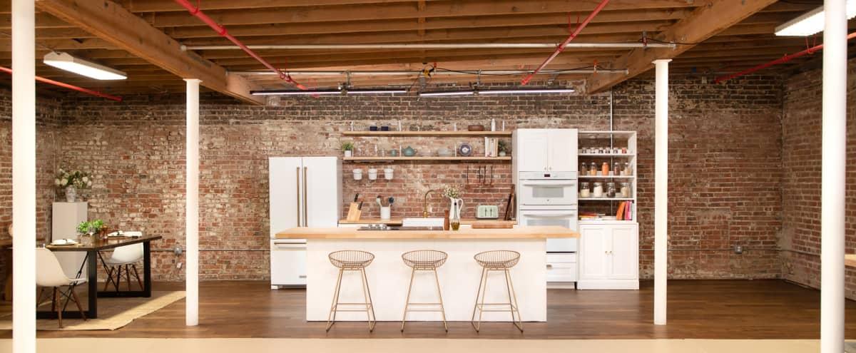 Loft Studio with 2 Kitchens in Los Angeles Hero Image in Downtown Los Angeles, Los Angeles, CA