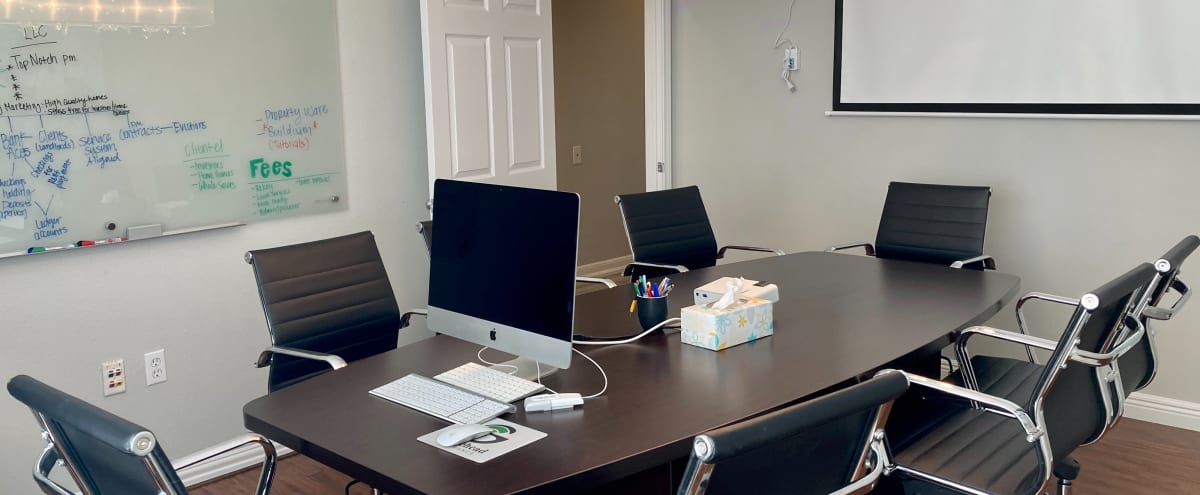 Frisco Conference Room Located by The Star and Legacy West! in Frisco Hero Image in Town & Country Office Park Block A Lot 1, Frisco, TX