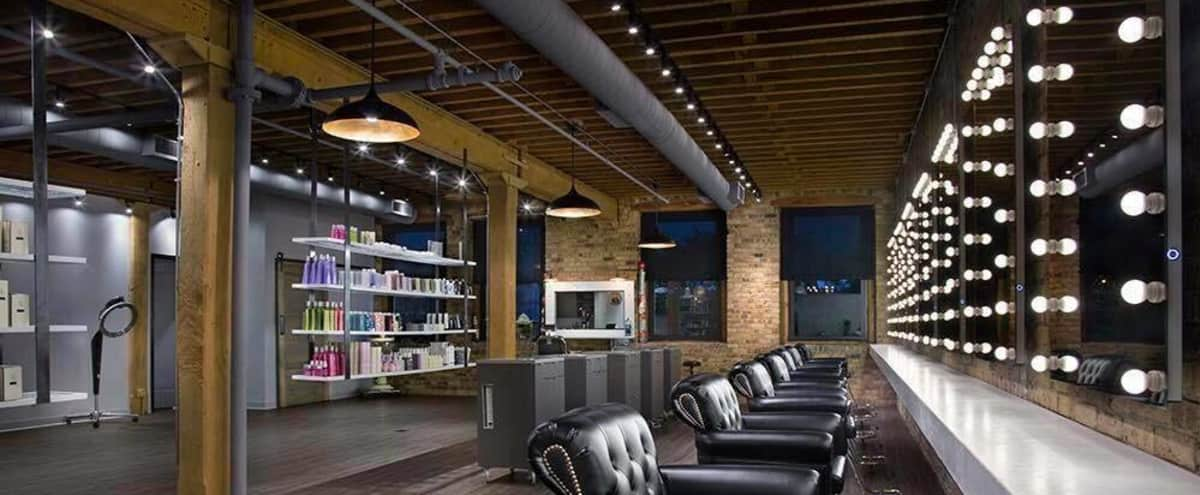West Loop Loft Penthouse in Chicago Hero Image in Fulton Market, Chicago, IL