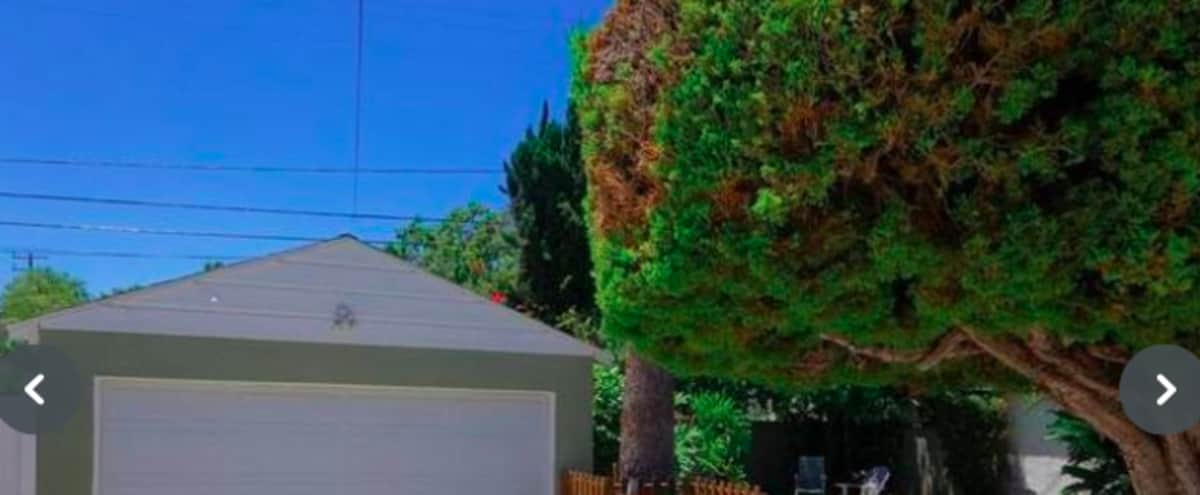 Sun-filled Suburban House with Spacious Backyard and Private Pool on Tree Lined Street in North Hollywood Hero Image in North Hollywood, North Hollywood, CA