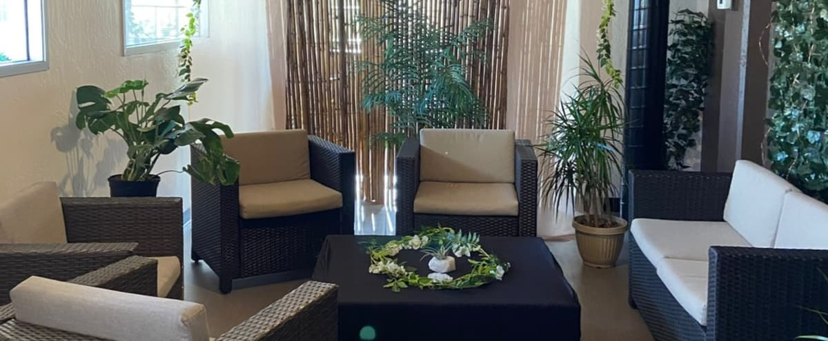 Intimate lounge space for events in San Jose Hero Image in Central San Jose, San Jose, CA
