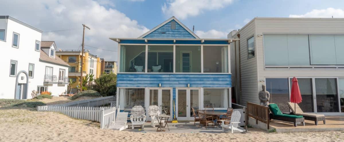 Del Ray Beach House in Playa Del Rey Hero Image in Playa Del Rey, Playa Del Rey, CA