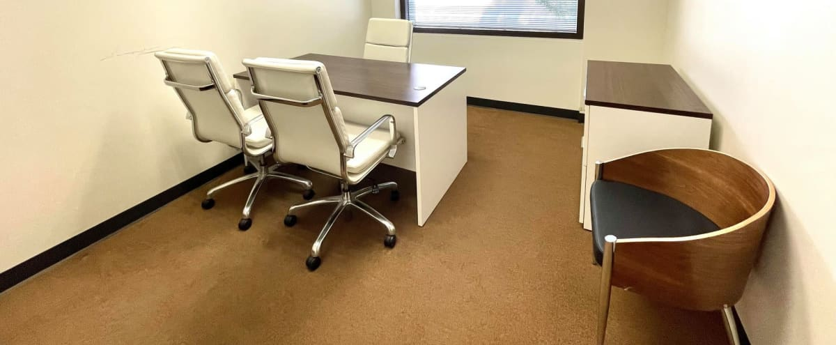 Private Window Office for 2 in North San Jose in San Jose Hero Image in North San Jose, San Jose, CA