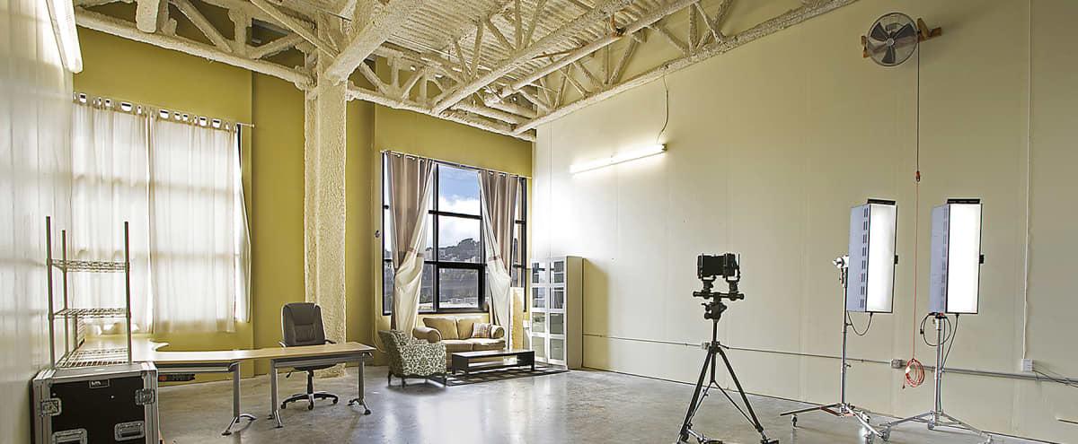 Sunny Dogpatch District Photo/Video Studio in San Francisco Hero Image in Potrero Hill, San Francisco, CA