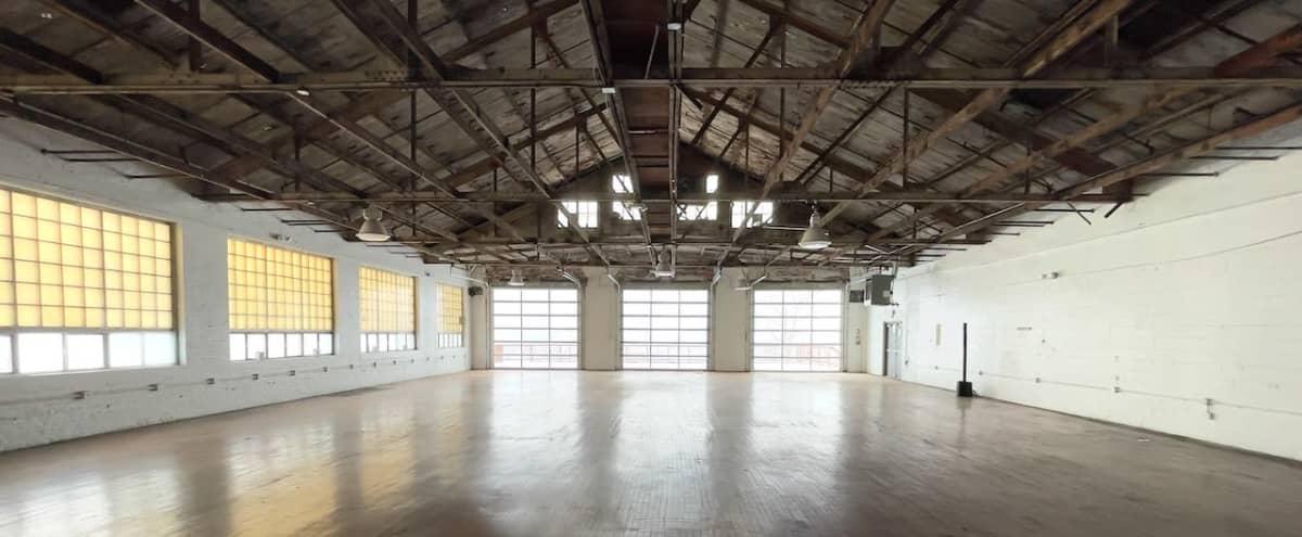 Historical Warehouse Hanger in Bridgeport Hero Image in East Side, Bridgeport, CT