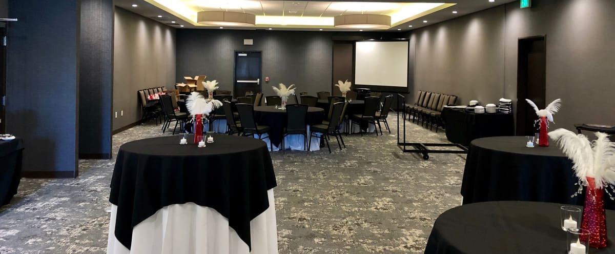 Contemporary venue with full service catering in Milpitas Hero Image in undefined, Milpitas, CA