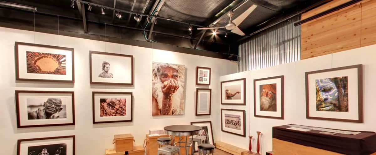 Centrally Located Photo Gallery/Event Venue in Austin Hero Image in South Lamar, Austin, TX