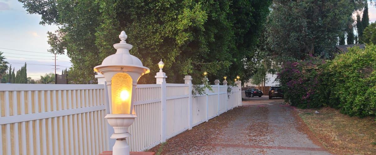 Beautiful Big Gated Private Yard in West Hills Hero Image in Canoga Park, West Hills, CA