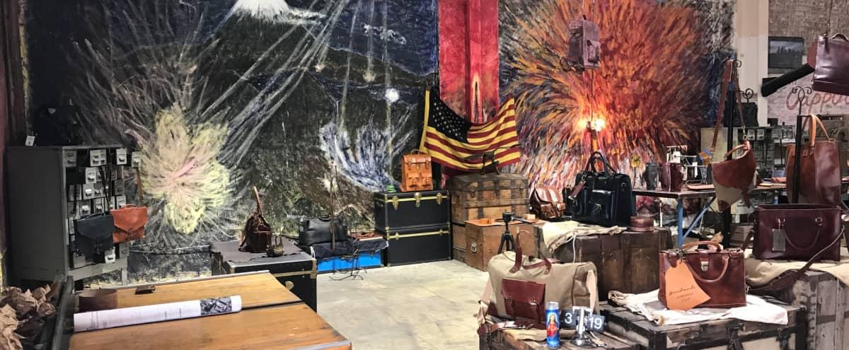 Downtown Art Studio in Los Angeles Hero Image in Central LA, Los Angeles, CA
