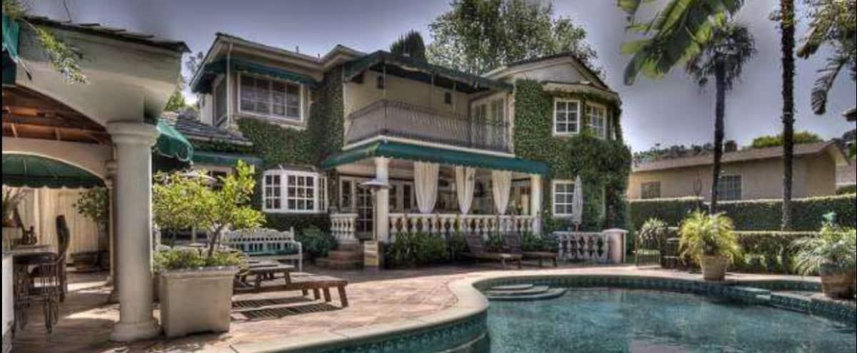 Mediterranean Villa in Sherman Oaks Hero Image in Sherman Oaks, Sherman Oaks, CA