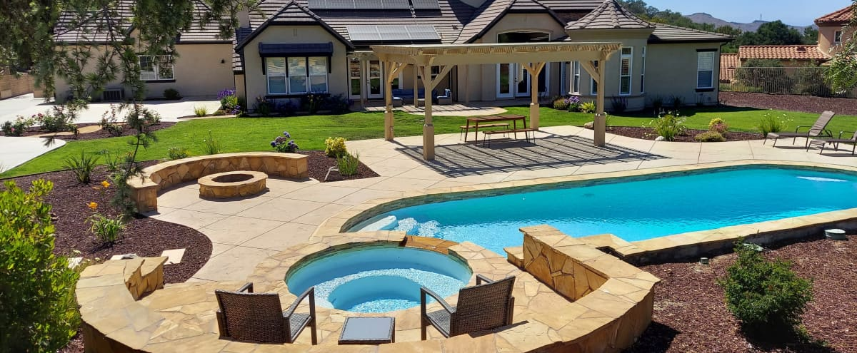 The Resort in Thousand Oaks | Pool Home | Two buildings in Thousand Oaks Hero Image in Newbury Park, Thousand Oaks, CA