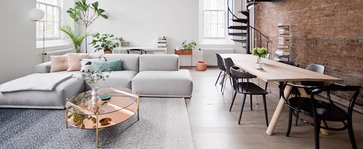 Breathtaking Tribeca Loft for Shoots and Events in New York Hero Image in Tribeca, New York, NY