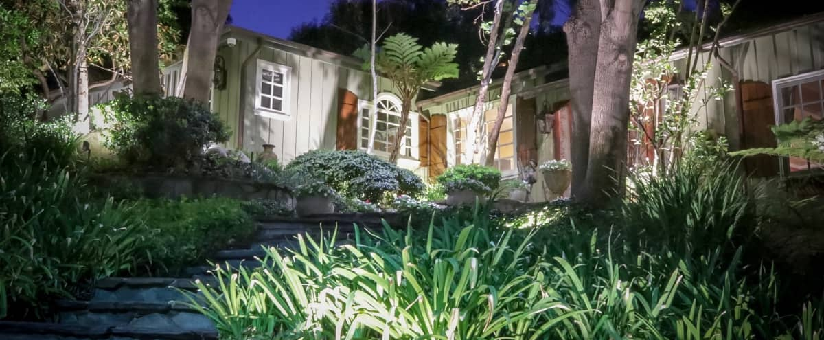 Spacious & Lush Garden Home with Great Views in Woodland Hills Hero Image in Woodland Hills, Woodland Hills, CA