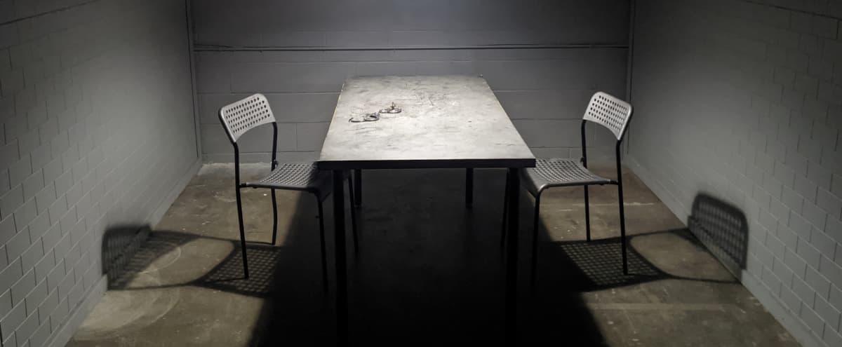 Interrogation Room in Burbank Hero Image in undefined, Burbank, CA