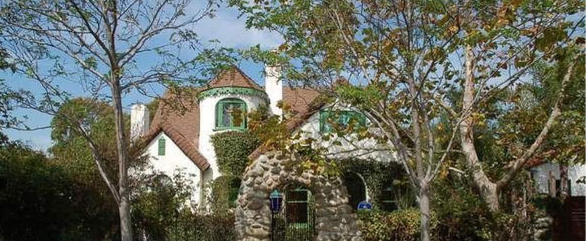 1908 Storybook Cottage in Venice in venice Hero Image in Oakwood, venice, CA